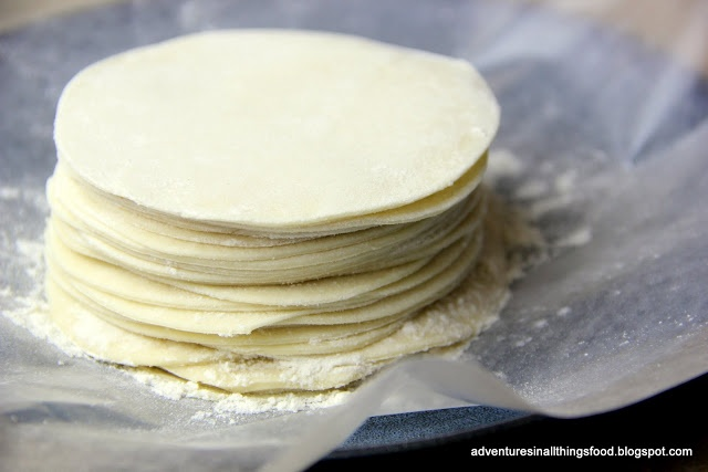 Dumpling Wrappers