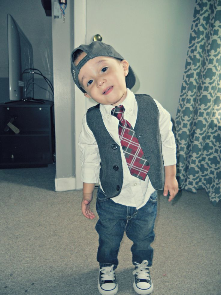 Tumblr baby boy with swag