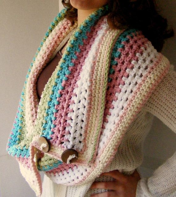 Free Crochet Scarf Patterns To Download : Crochet Scarf Pattern Infinity Scarf Pattern Crochet Cowl ...