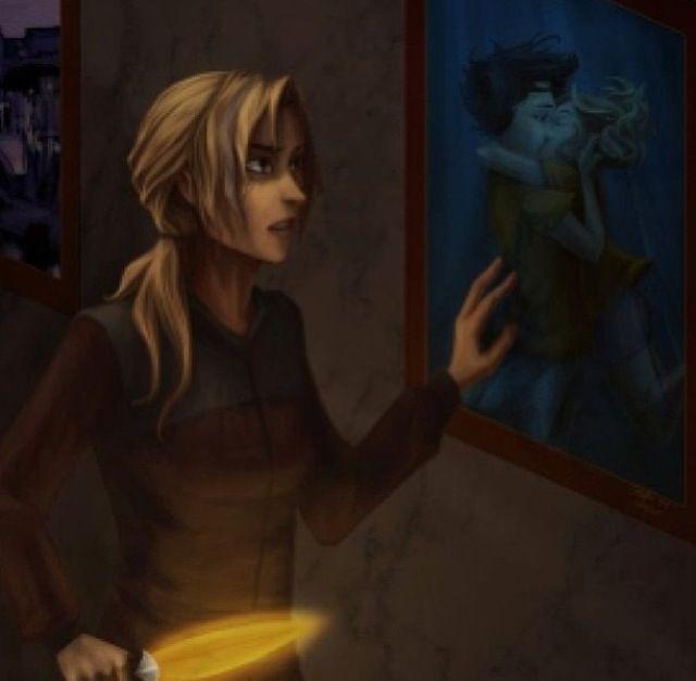 Annabeth in 'Mark of Athena' | Mark of Athena | Pinterest