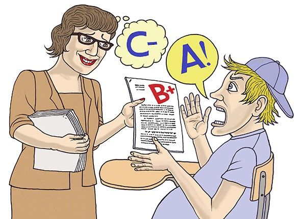 what is more important the grade Time management is an integral part of navigating college-related stress wasted time leads to disarray you don't necessarily have to completely abandon all tendencies towards procrastination, but make every moment count the more organized you are, the better make lists, keep a schedule, notice where you can become more efficient.