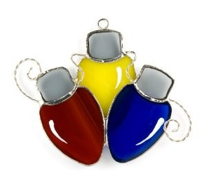 Switchables Light Bulbs Stained Glass Nightlight Cover - Amazon.com