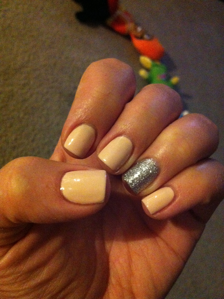 This weeks gel nails by the awesome girls at Luxy Nails