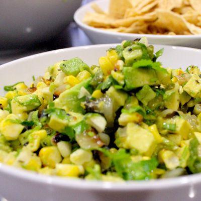 Avocado and Corn Salsa | Recipe