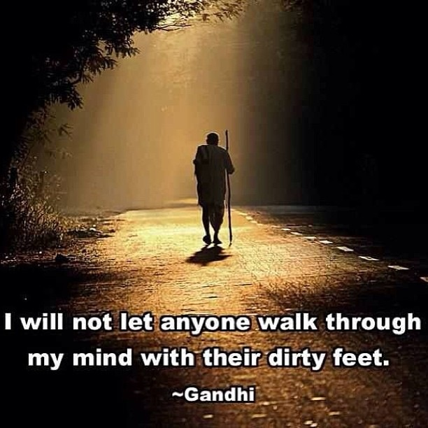 #gandhi #quotes #life | Don't worry be happy :o) | Pinterest