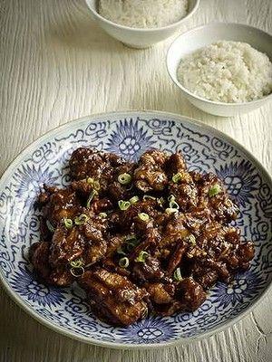 Fuchsia Dunlop's General Tso's chicken (Zuo zong tang ji).