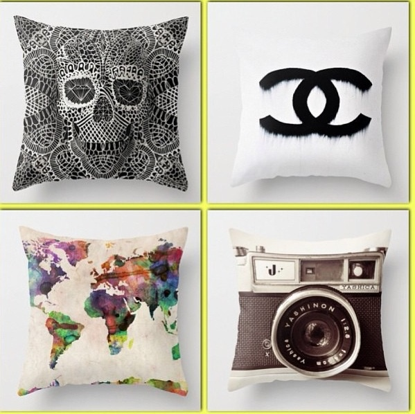 love these cute pillows crafty ideas and creations