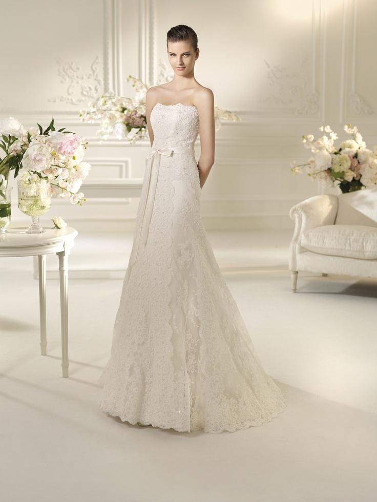 Robe de mariée White One 2013 modèle Tamara - Boutique Coeur de ...