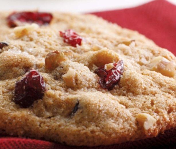 CRANBERRY-ORANGE-NUT COOKIES ~~~~~ whole-wheat pastry flour, baking ...
