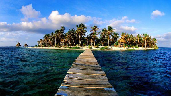 Let getaway! #Belize