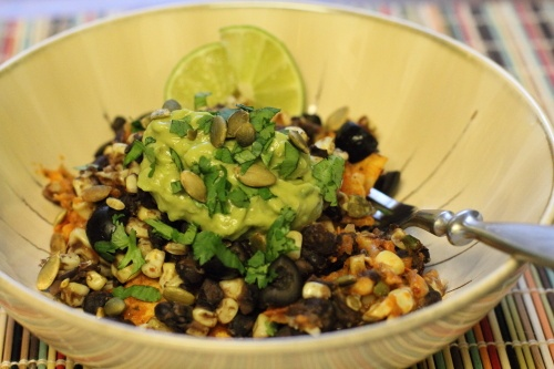 vegan chilaquiles - WOW does this look yummy!