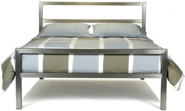 Steel Beds Designs : Stainless Bed Frame.  Stainless Steel Furniture  Pinterest