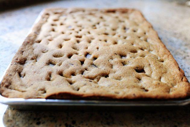 Chocolate Chip Caramel Ice Cream Sundae | Recipe
