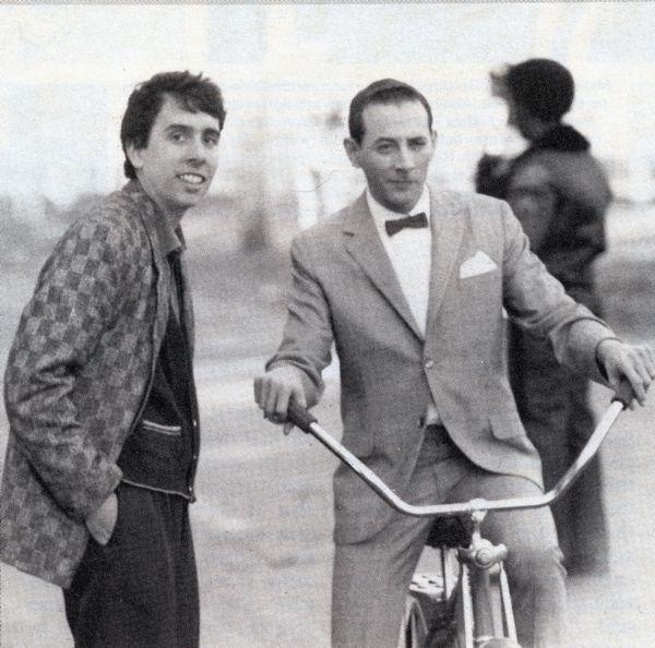 Tim Burton & Pee-Wee