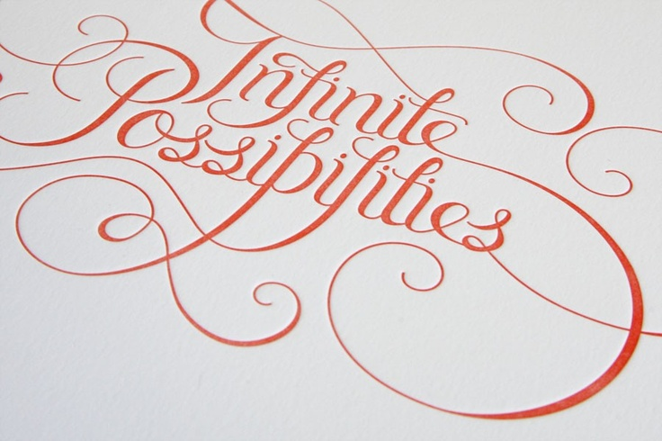 Beautiful Calligraphy Fonts Typedesign Ect