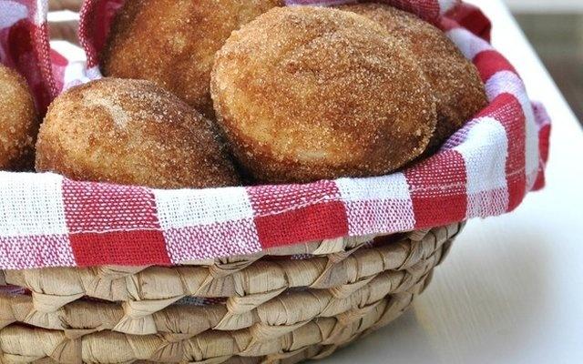 Cinnamon-Sugar Doughnut Muffins | Recipes I Like to Look at but Won't ...