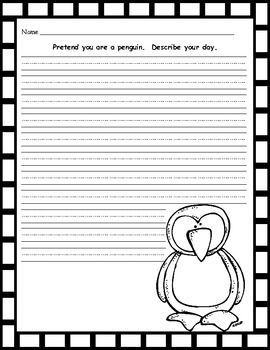 ready writing prompts