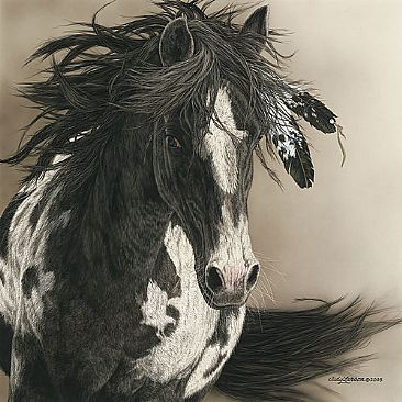 Native American Horse Drawings Native american horse drawings