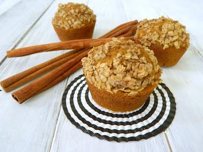 Pumpkin Cinnamon Streusel Muffins | Food and Drink | Pinterest