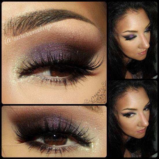 Smokey Hooded Eyes Makeup Geek Hair Beauty