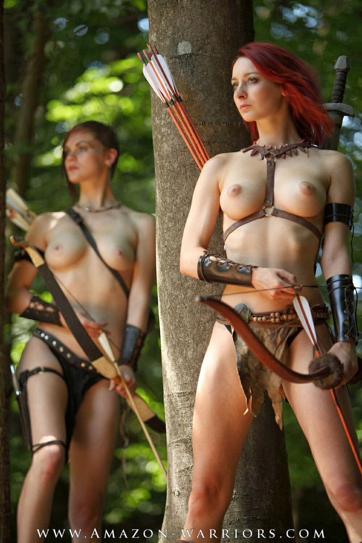 Naked women warriors hardcore pic