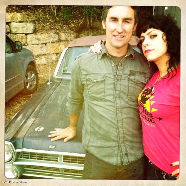"is danielle dating mike on american pickers 1,167 replies to ""american pickers stars ""come out of the closet frank & mike and especially danielle american pickers just became american peckers."
