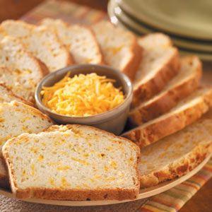 Best Cheese Bread Recipe