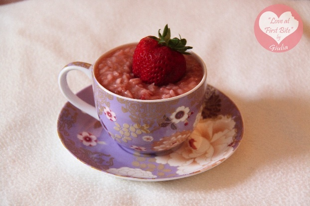 Strawberry Risotto :) | * recipes from my food blog - Love at Every B ...