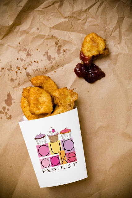 How to Make Cupcake Nuggets   Cupcake Project