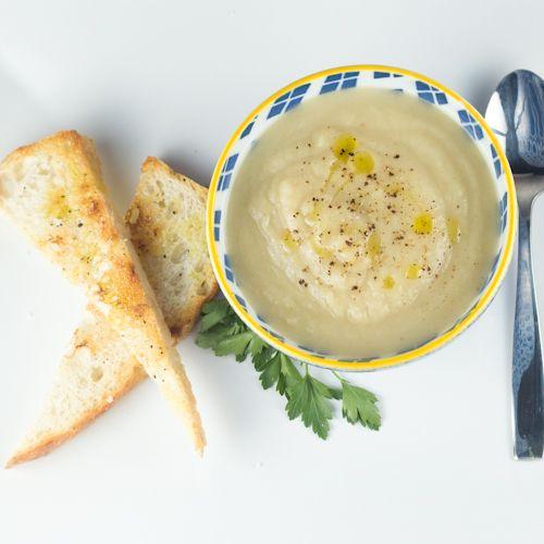 Celery Root Soup | Sumptious Soup | Pinterest