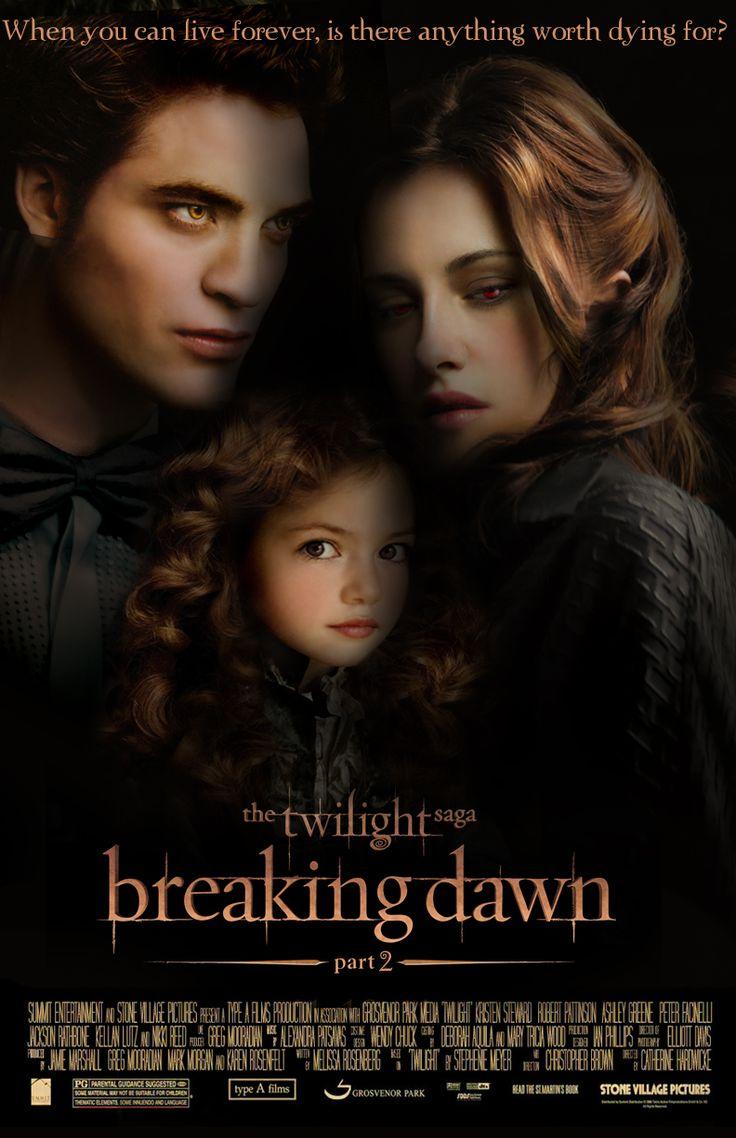 Breaking Dawn Part 2!!!!!!