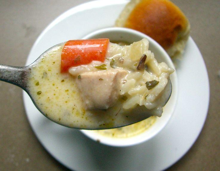 Creamy Chicken and Wild Rice Soup | Recipe