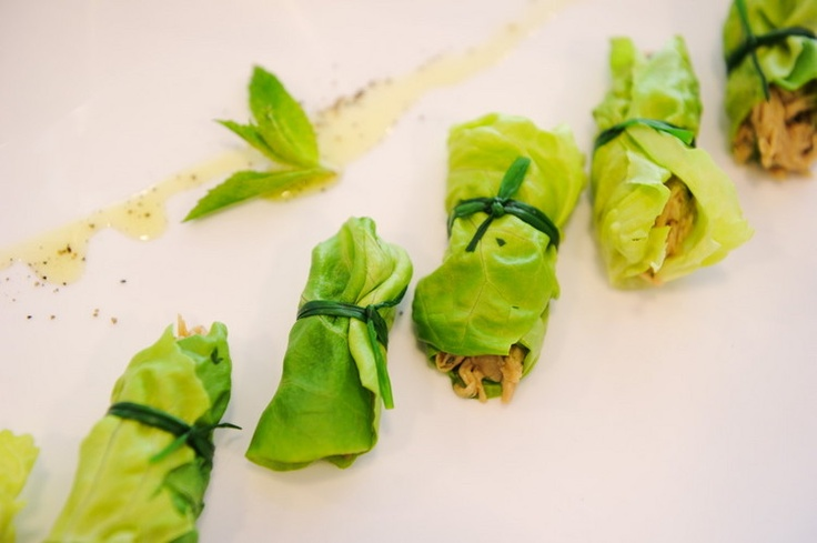 ... wraps lettuce wraps vegetarian lettuce wraps sweet spicy chicken