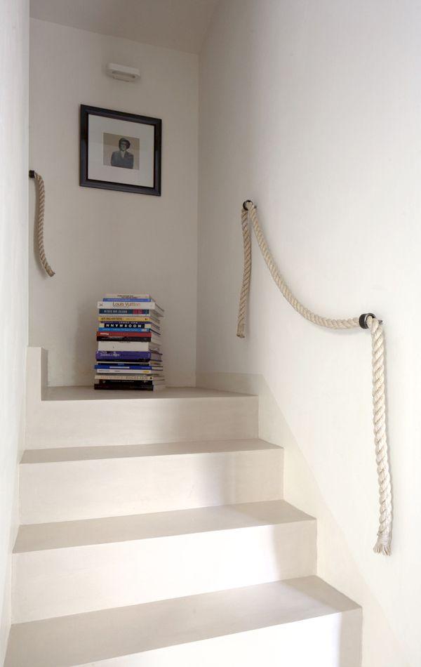 Best 10 Favorites Simple Rope Stair Rails By 400 x 300