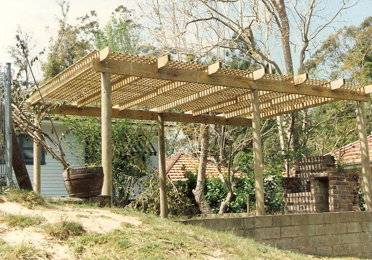 carport pergola carport. Black Bedroom Furniture Sets. Home Design Ideas