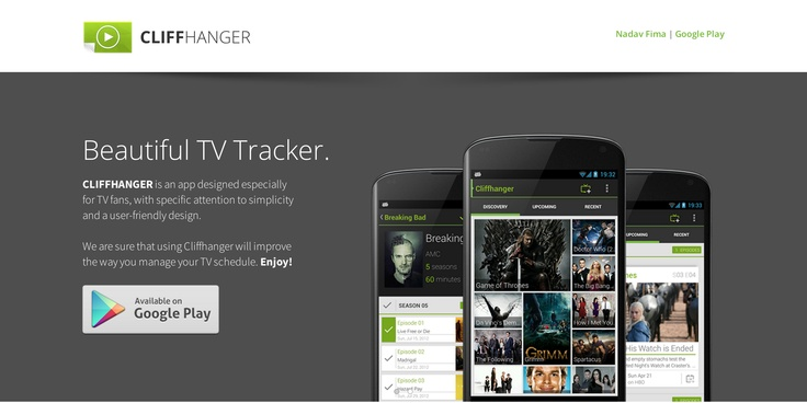 best tv tracking app for iphone