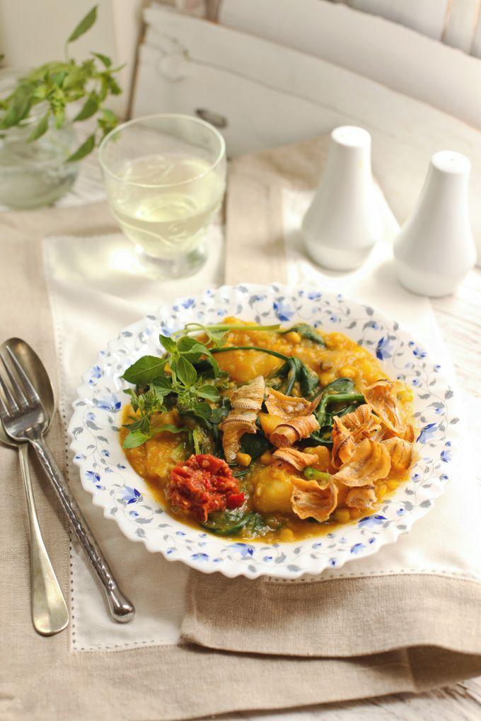 Manadonesse porridge by ira rodriguez resep masakan pinterest