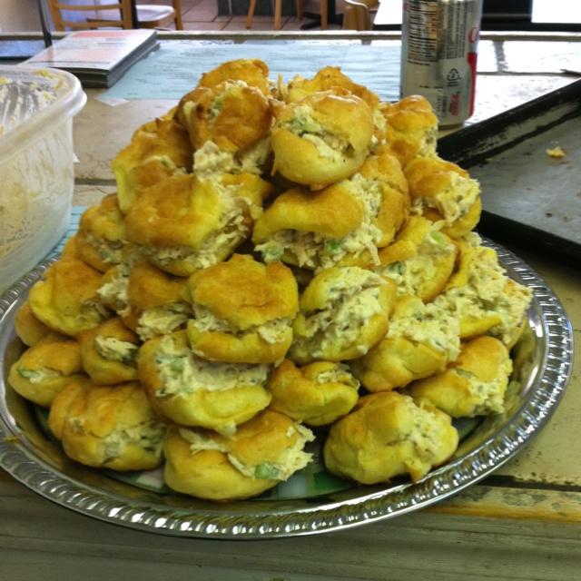 puffs cheddar puffs egg and cheese puffs cream puffs cream puffs sugar ...