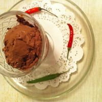 Spicy Mexican Chocolate Almond Ice Cream | Favorite Recipes & Sweet S ...