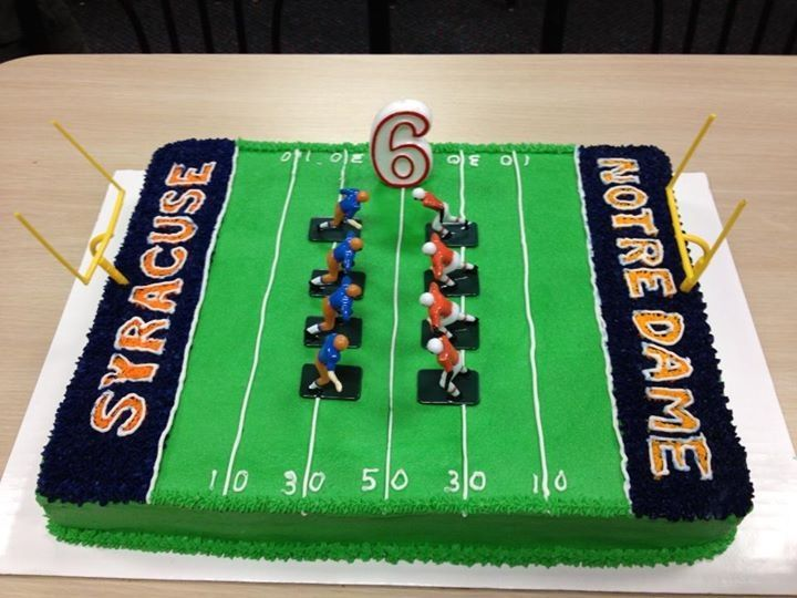 Cake Decorated Like A Football Field : Soccer Field Cake Ideas 45083 Football Field Cake Cake Ide