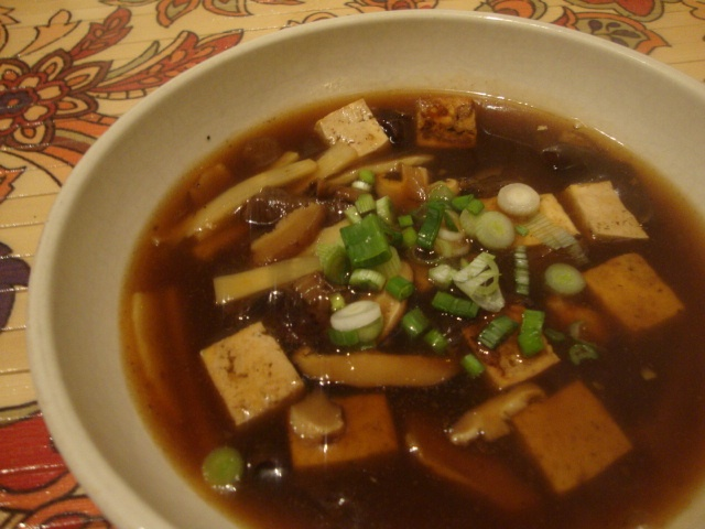 Hot and Sour Soup | Hotness in a Bowl...Soups | Pinterest