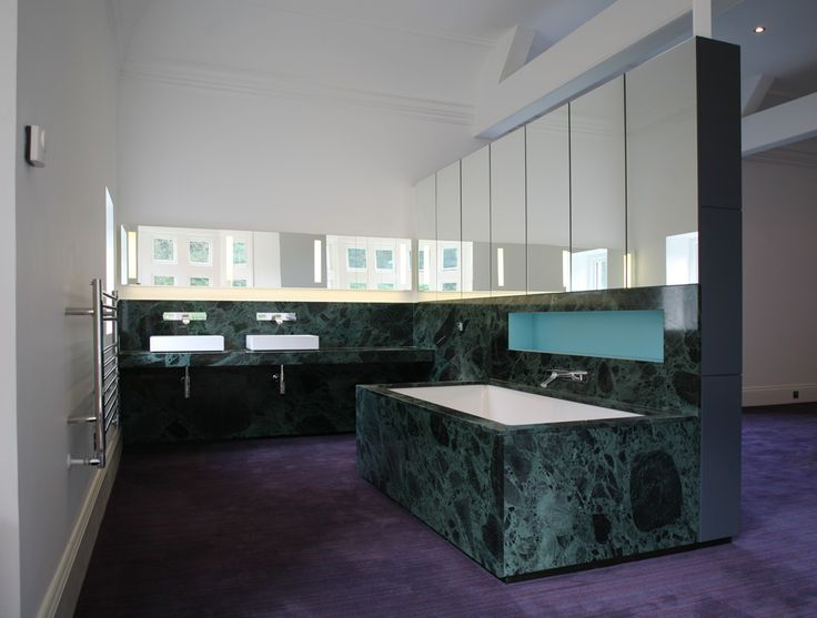 Beautiful green and purple bathroom our projects pinterest