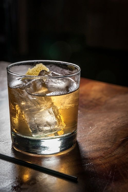 ... drink originally inspired by the end of Prohibition. | Village Voice