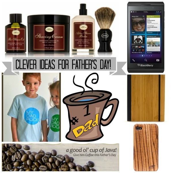 Five clever Fathers Day gifts for the guy who has everything!