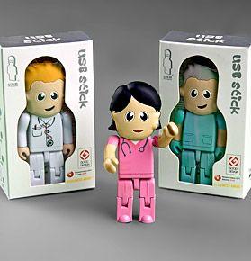 USB Drives for nurses!