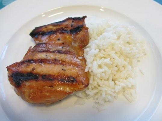 Hawaiian Grilled Chicken & Coconut Rice | Recipes, Recipes, Recipes ...