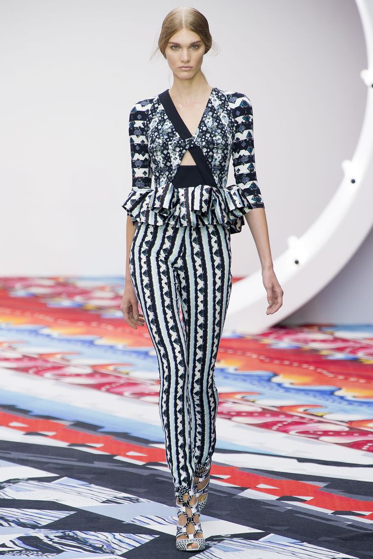 Peter Pilotto | Spring 2013 Ready-to-Wear