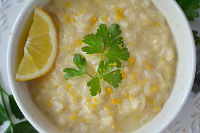 The Best Side Dish: Meyer Lemon Risotto | Apps, 'Zerts, and Every Dis ...