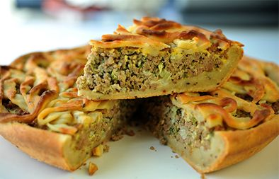 Majmara-Ground Beef Pie - Chef Osama - The Good Taste Company
