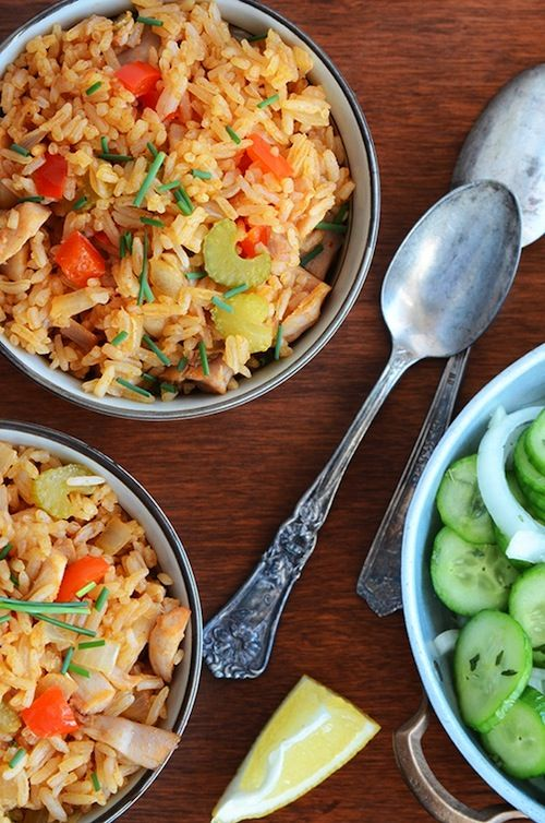 Vietnamese-Inspired Rice Crisps Recipes — Dishmaps